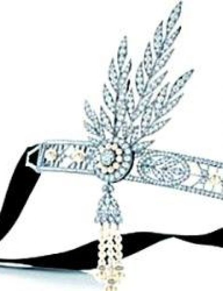 Modna opsesija dana: Nakit za kosu Tiffany & Co.