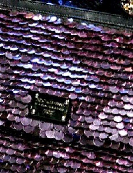 Modna opsesija dana: Tašna Dolce & Gabbana od svetlucajućih listića