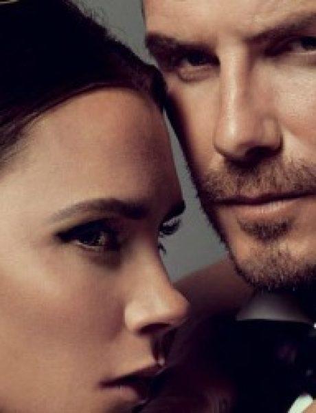 """Modni zalogaj: Savršeni par Beckham za """"Vogue"""""""