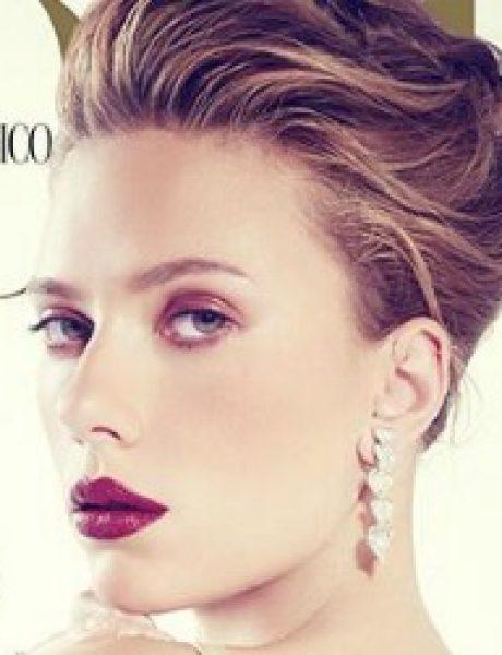 """Modni zalogaj: Scarlett Johansson za """"Vogue Mexico"""""""