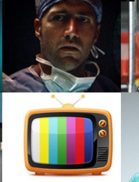 Neodoljivi šarmeri u belom: Top pet TV doktora
