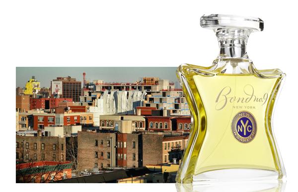 New haarlem bond Parfemi: Sve zvezde Njujorka