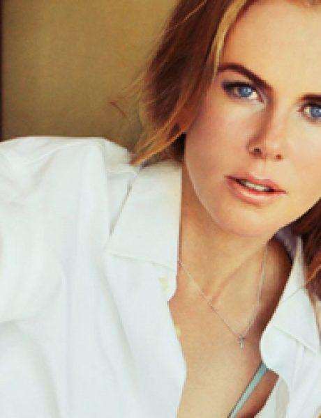 Beauty Look: Nicole Kidman