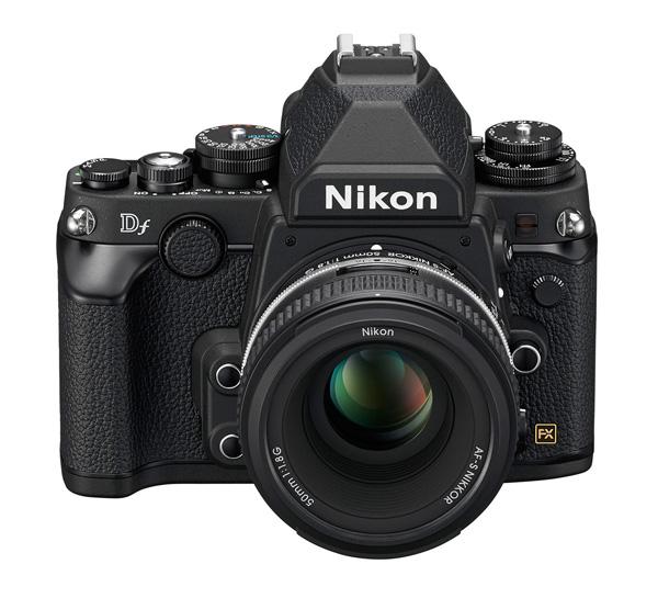 NikonDf Nikon predstavlja model Df