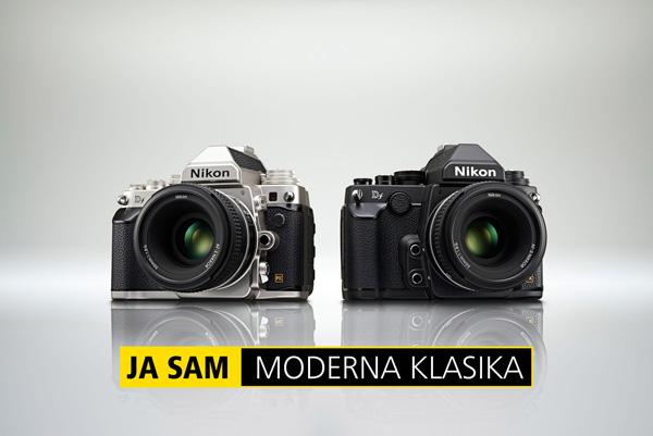 NikonDf11 Nikon predstavlja model Df