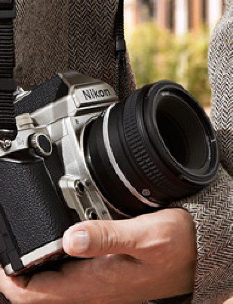 Nikon predstavlja model Df