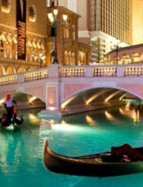 Novi hotel u Las Vegasu, replika Venecije