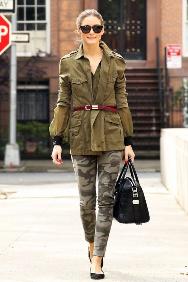 OliviaPalermoOutAndAboutInNewYorkGivenchy Sedam dana savršenog stila