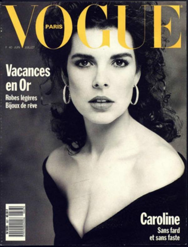 """Princeza Karolina od  Monaka Tri gracije i """"Vogue"""""""