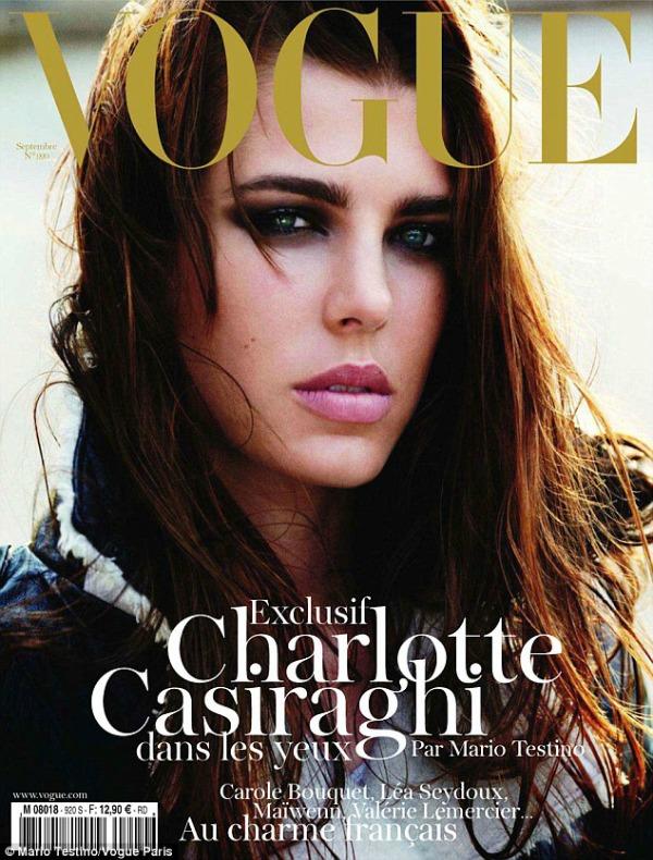 """Princeza Sarlota Kaziragi Tri gracije i """"Vogue"""""""