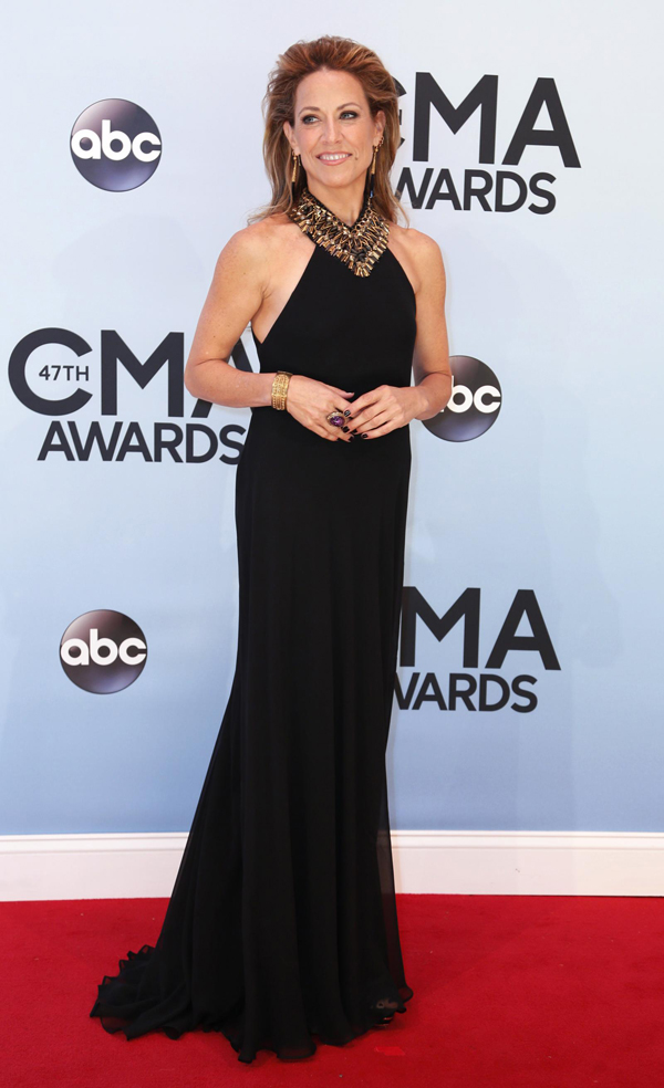 RT SherylCrow Fashion Police: CMA Awards 2013