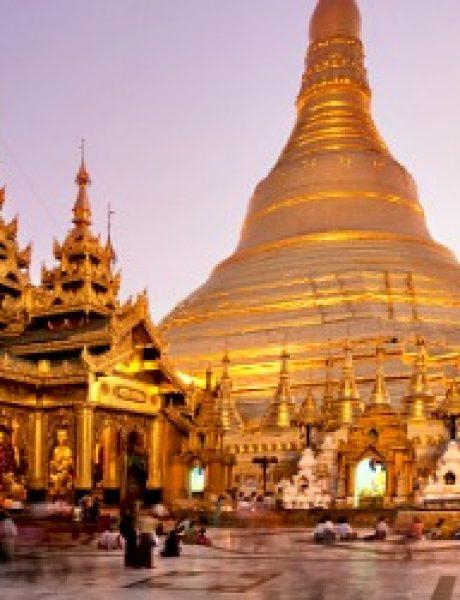 Najznačajnija mesta u Burmi