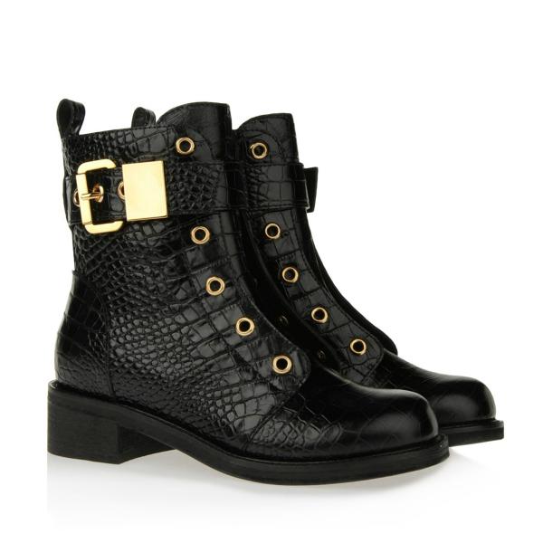 Ravne Guiseppe Zanotti: Popularne kratke čizme