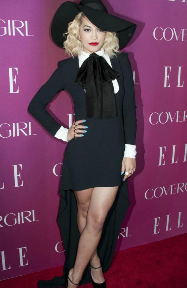 Rita Ora 8 One to nose ovako: Šeširi