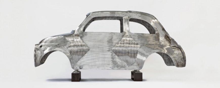 """Legendarni Fiat 500 na izložbi """"In Reverse"""""""