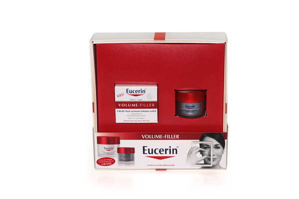 SRB VF dry b Promotivno pakovanje Eucerin Volume Filler u apotekama