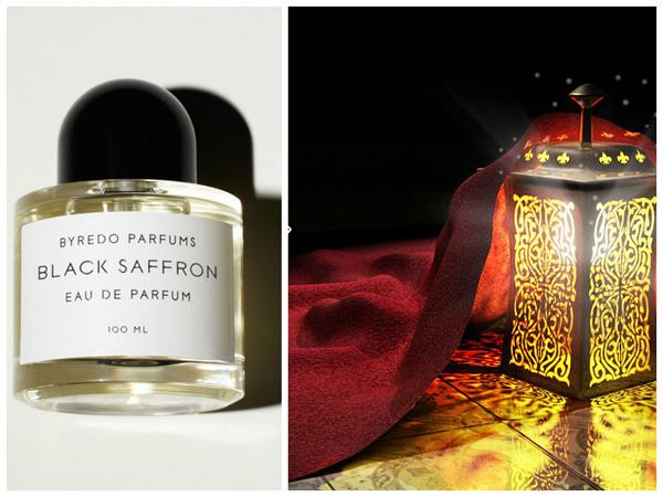 Safran Mistični mirisi Orijenta