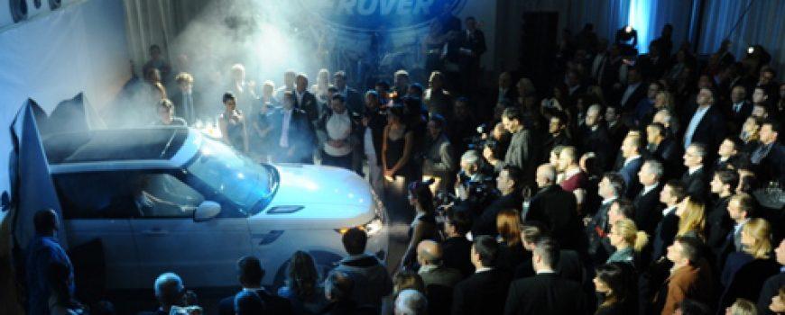 Otvoren ekskluzivni Land Rover i Jaguar salon u Beogradu
