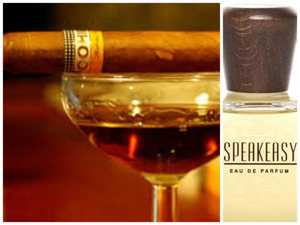 Speakeasy Konjak i parfemi
