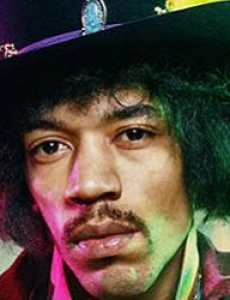 Srećan rođendan: Jimi Hendrix