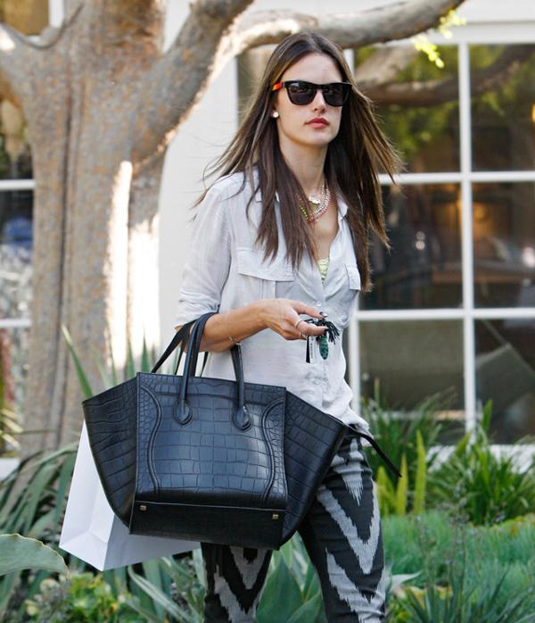 The Many Bags of Alessandra Ambrosio 20 Sve torbe: Alessandra Ambrosio