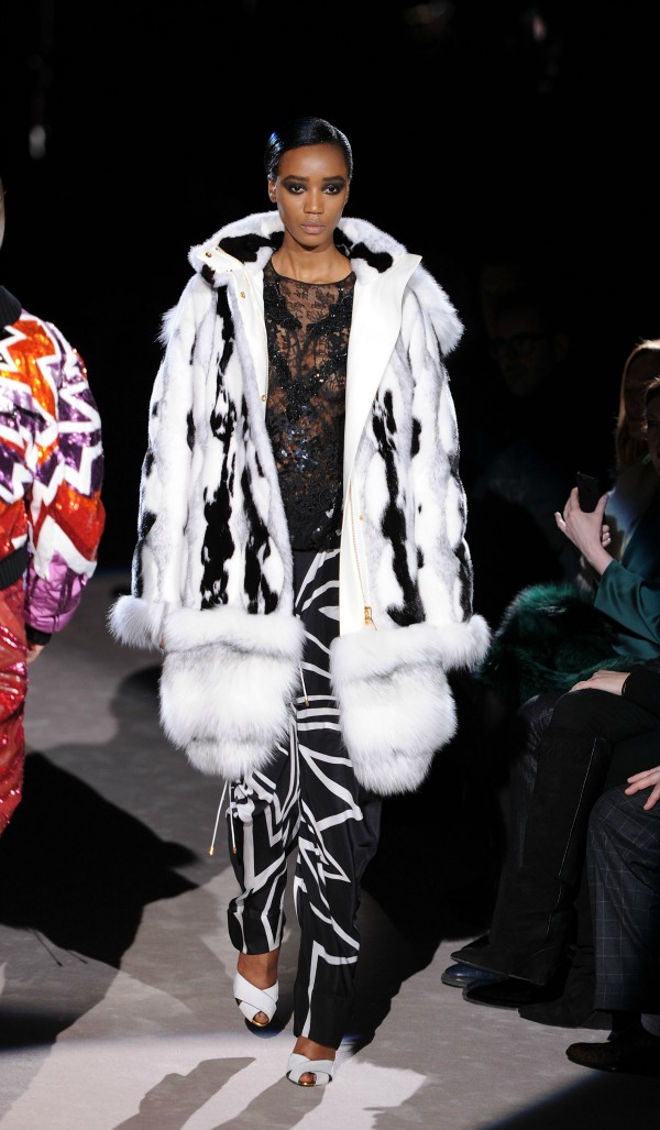 Tom Ford Jesenji trend: Supersize kaputi