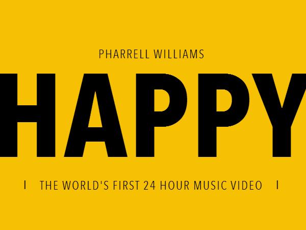 Untitled 112 Pharrell Williams: Interaktivni spot za singl Happy