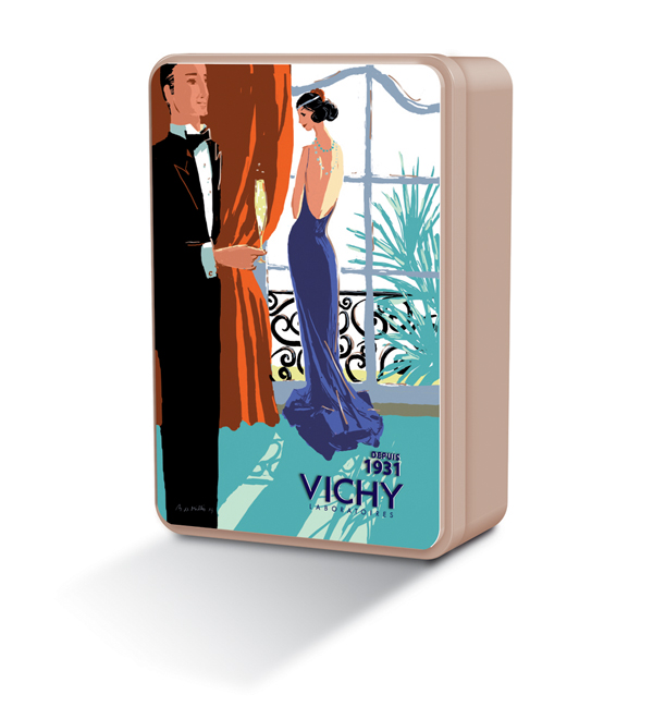 VICHY Champagne Lady Idealan Vichy poklon za vašu kožu