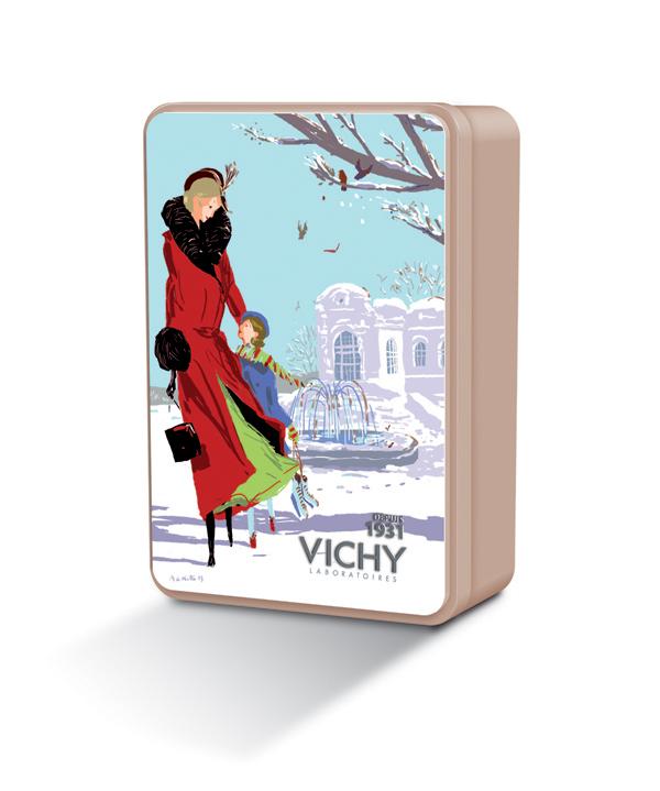 VICHY Snow Lady Idealan Vichy poklon za vašu kožu