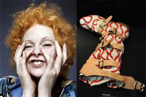 Vivienne Westwood Pirate 1981 Najbolje modne saradnje