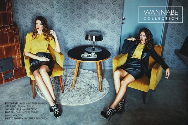 Wannabe Collection Editorijal Novembar 1 Wannabe editorijal: Its All About Wannabe Collection