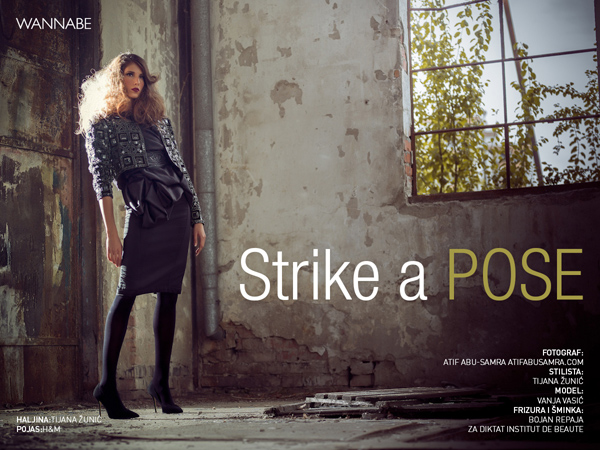 Wannabe Editorijal Decembar 1 Wannabe editorijal: Strike a Pose