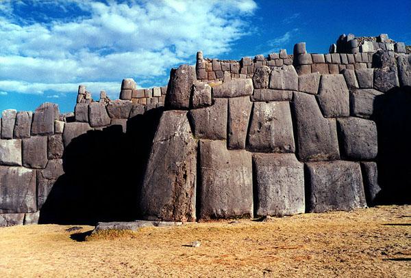 Zid od ogromnih kamenih blokova Deset najčudesnijih zidova na svetu