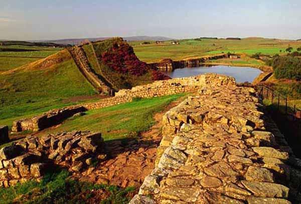 Zid u zelenoj dolini Deset najčudesnijih zidova na svetu