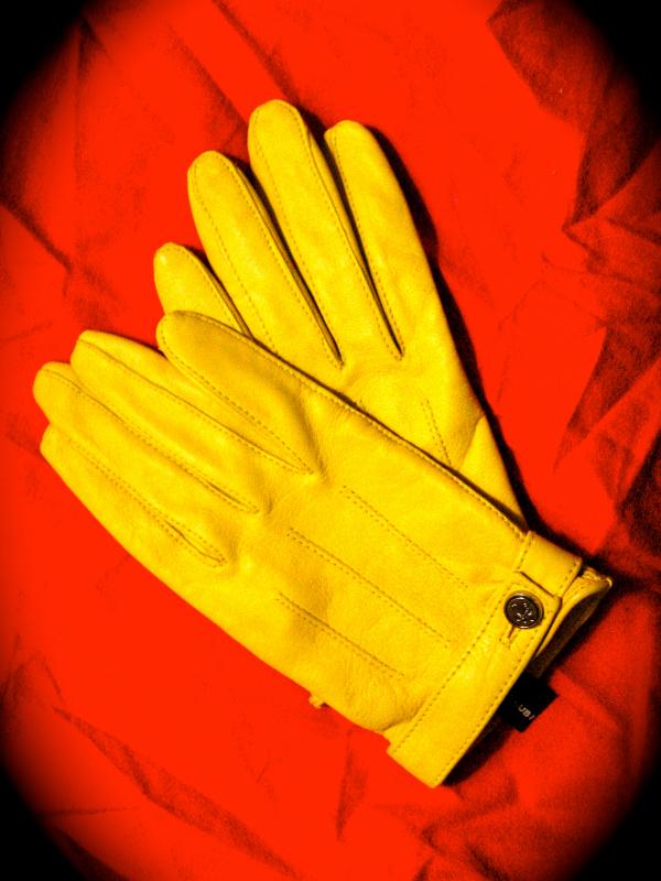 Zute Trendi rukavice
