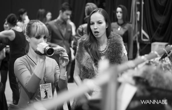 backstage 4 Backstage 34. Perwoll Fashion Week (2. deo)