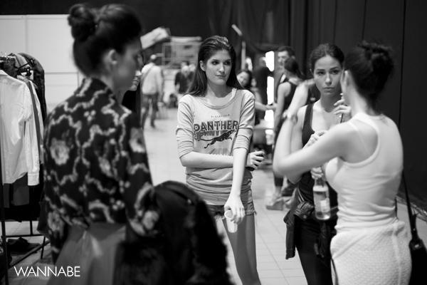 backstage 5 Backstage 34. Perwoll Fashion Week (2. deo)