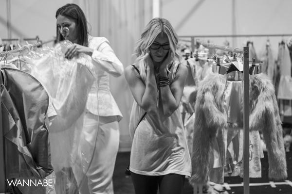 backstage 51 Backstage 34. Perwoll Fashion Week (3. deo)