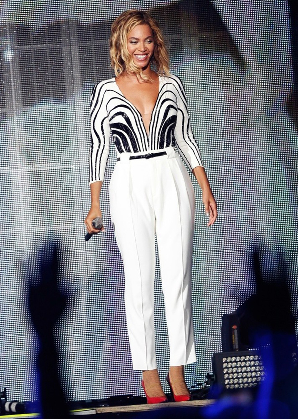 beyonce knowles 2013 made in america festival 33 10 odevnih kombinacija: Beyoncé Knowles