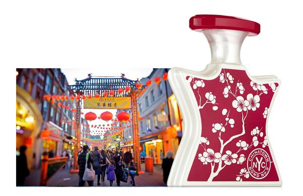 chinatown bond Parfemi: Sve zvezde Njujorka