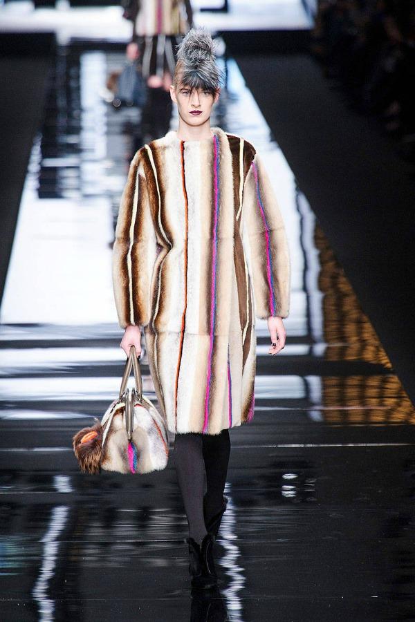 fendi Jesenji trend: Supersize kaputi