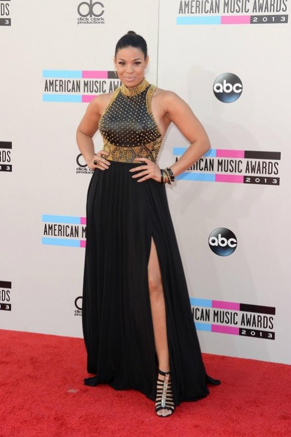 jordin sparks Fashion Police: American Music Awards 2013.