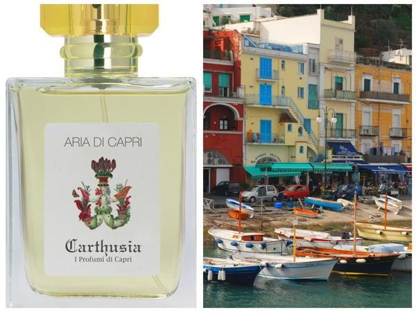 kapri Parfemi: Aromatična putovanja