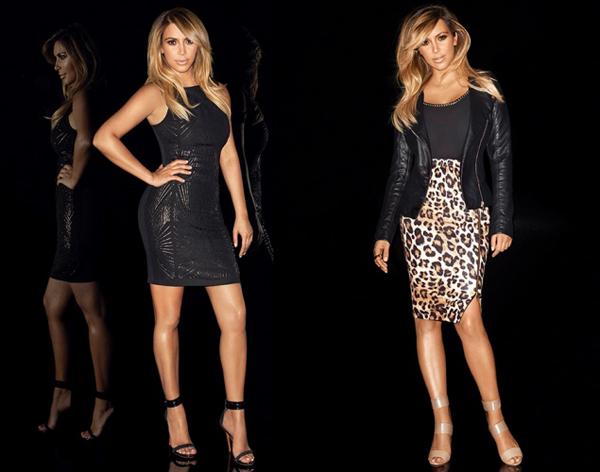 kardashian kollection lipsy I one imaju svoju modnu liniju: Kardashian Kollection