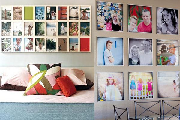 kolaz u boji Neodoljivi ukras vašeg doma: Fotografije