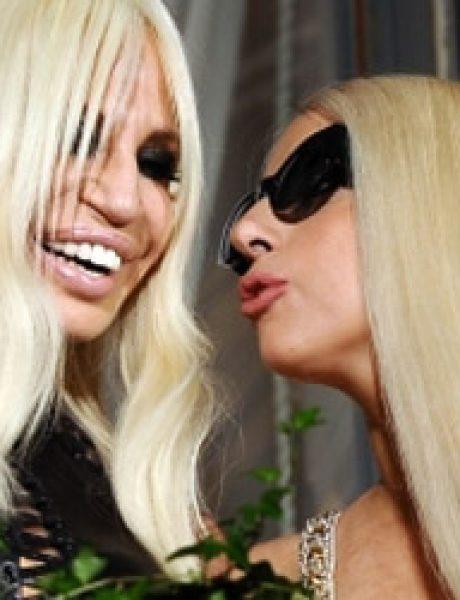 Lady Gaga novo lice modne kuće Versace