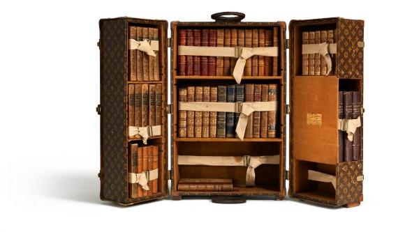 library trunk Pakujte kofere: Louis Vuitton je stigao u Moskvu!