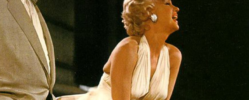 Poznate dame i Marilyn Monroe trenutak