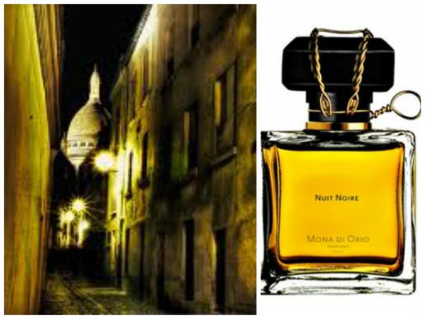 noć Mistični mirisi Orijenta