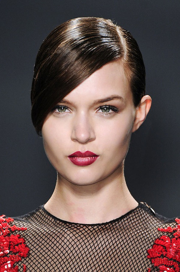 reem acra beauty fall 2013 Šiške su opet u trendu